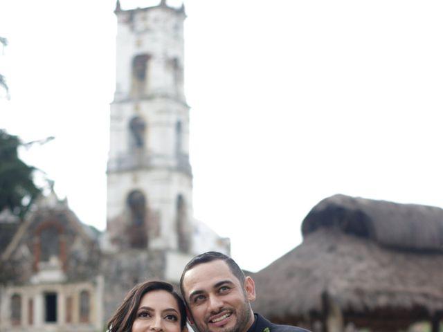 La boda de Oscar y Iris en Huasca de Ocampo, Hidalgo 95