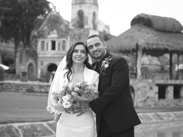 La boda de Oscar y Iris en Huasca de Ocampo, Hidalgo 96
