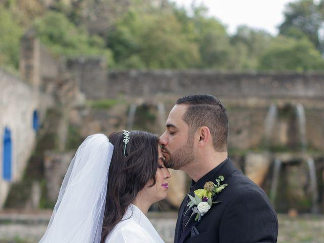La boda de Oscar y Iris en Huasca de Ocampo, Hidalgo 98