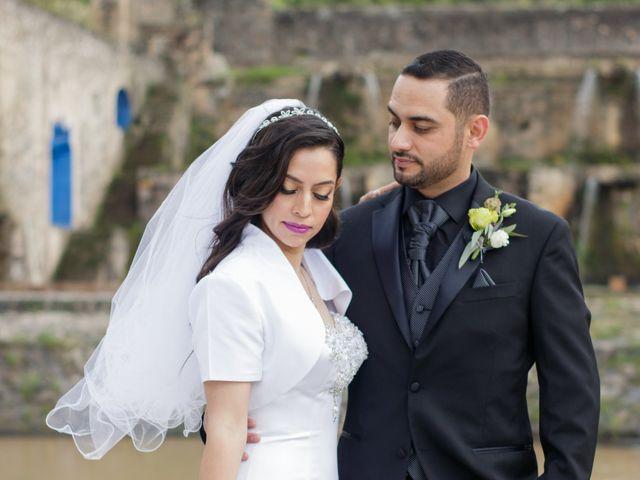 La boda de Oscar y Iris en Huasca de Ocampo, Hidalgo 2