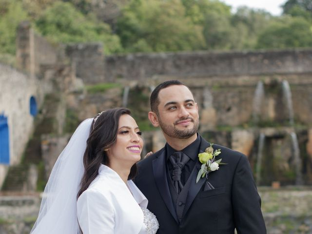 La boda de Oscar y Iris en Huasca de Ocampo, Hidalgo 99
