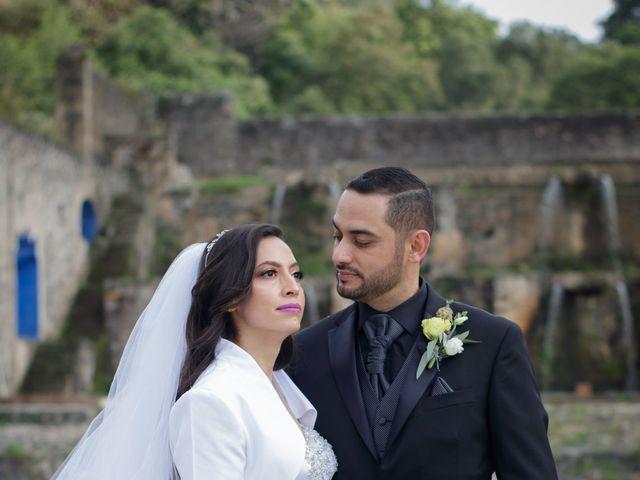 La boda de Oscar y Iris en Huasca de Ocampo, Hidalgo 100