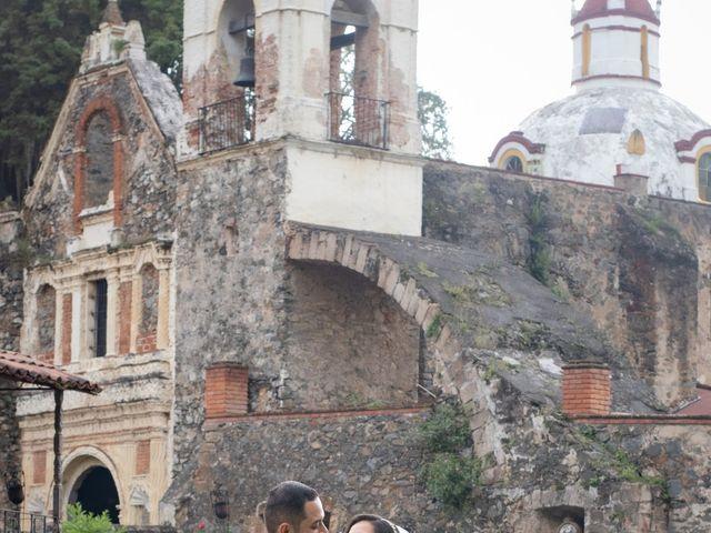 La boda de Oscar y Iris en Huasca de Ocampo, Hidalgo 104