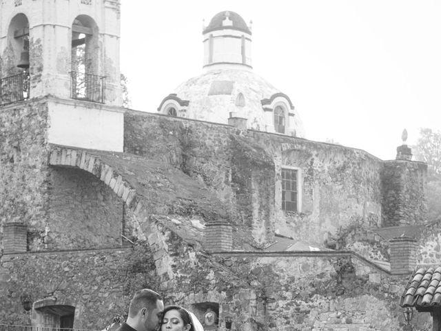 La boda de Oscar y Iris en Huasca de Ocampo, Hidalgo 105