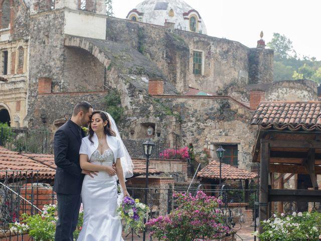 La boda de Oscar y Iris en Huasca de Ocampo, Hidalgo 106