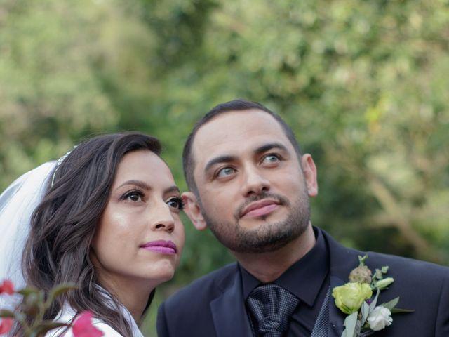 La boda de Oscar y Iris en Huasca de Ocampo, Hidalgo 108