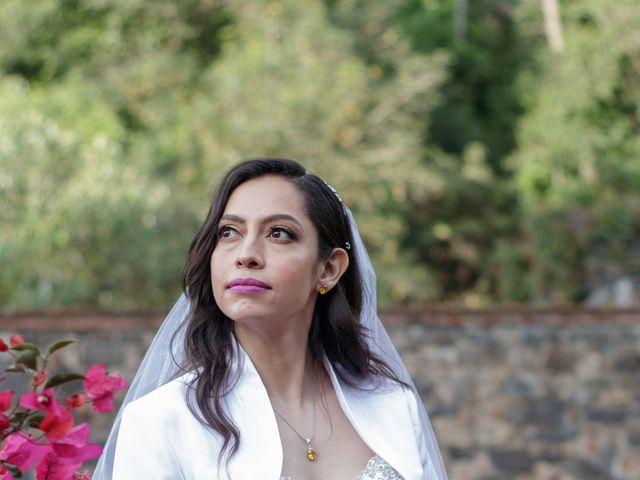 La boda de Oscar y Iris en Huasca de Ocampo, Hidalgo 109