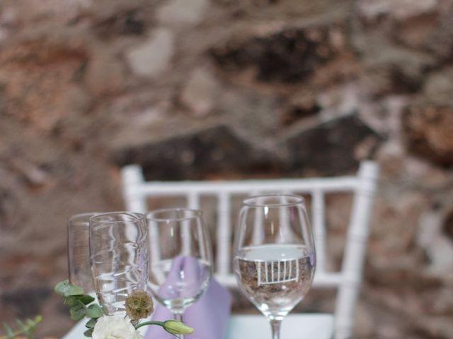 La boda de Oscar y Iris en Huasca de Ocampo, Hidalgo 113