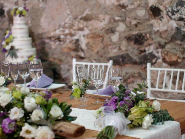 La boda de Oscar y Iris en Huasca de Ocampo, Hidalgo 114