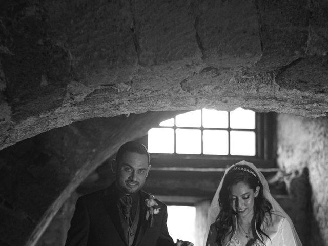 La boda de Oscar y Iris en Huasca de Ocampo, Hidalgo 115