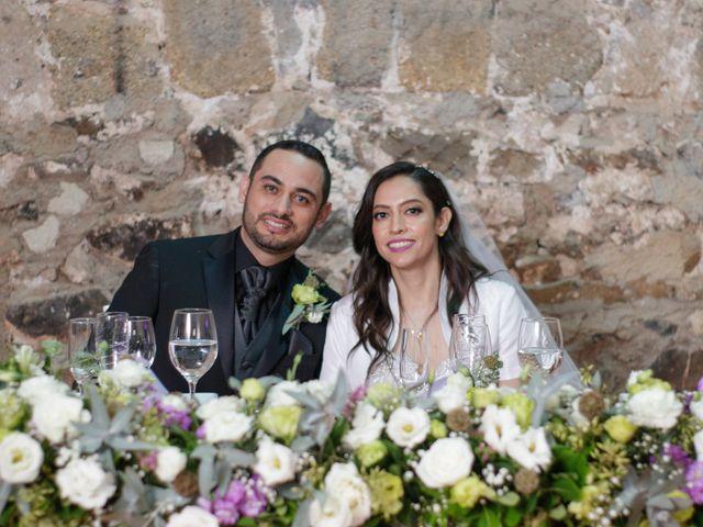 La boda de Oscar y Iris en Huasca de Ocampo, Hidalgo 117