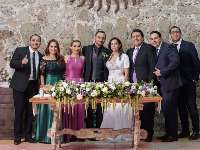 La boda de Oscar y Iris en Huasca de Ocampo, Hidalgo 119