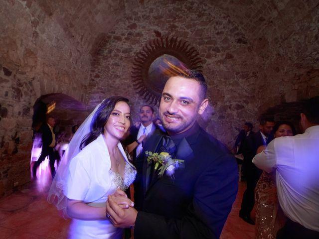 La boda de Oscar y Iris en Huasca de Ocampo, Hidalgo 122