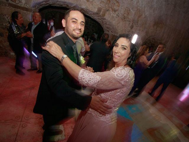 La boda de Oscar y Iris en Huasca de Ocampo, Hidalgo 124