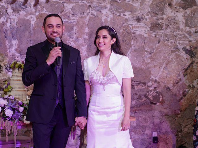 La boda de Oscar y Iris en Huasca de Ocampo, Hidalgo 125