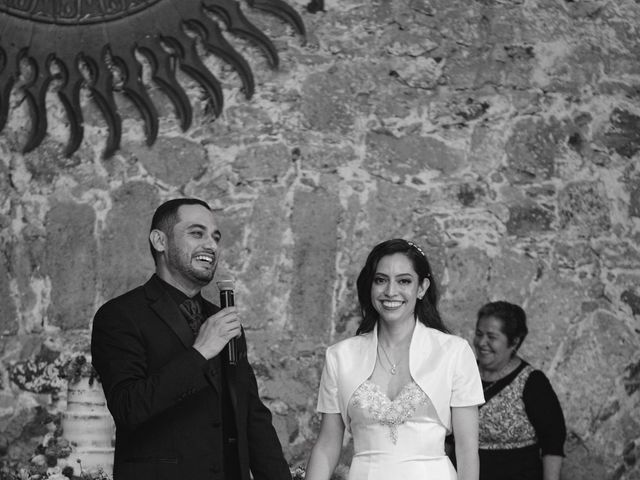 La boda de Oscar y Iris en Huasca de Ocampo, Hidalgo 126