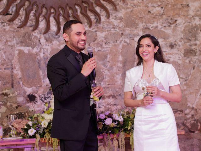 La boda de Oscar y Iris en Huasca de Ocampo, Hidalgo 128
