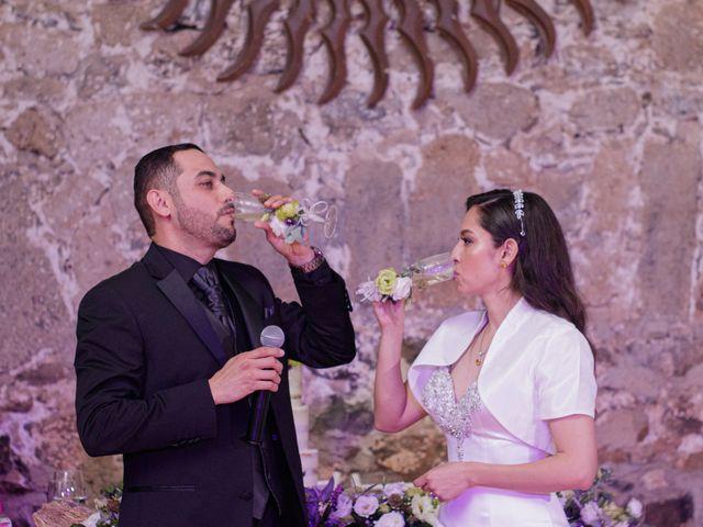 La boda de Oscar y Iris en Huasca de Ocampo, Hidalgo 130