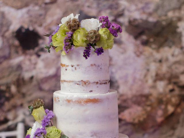 La boda de Oscar y Iris en Huasca de Ocampo, Hidalgo 131