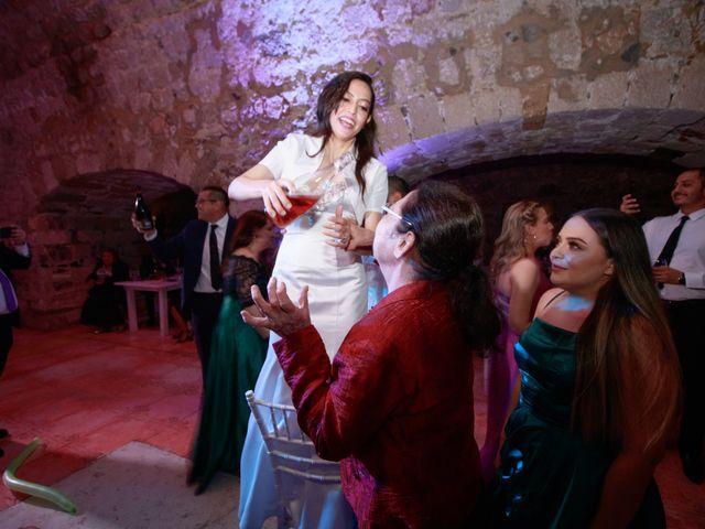 La boda de Oscar y Iris en Huasca de Ocampo, Hidalgo 137