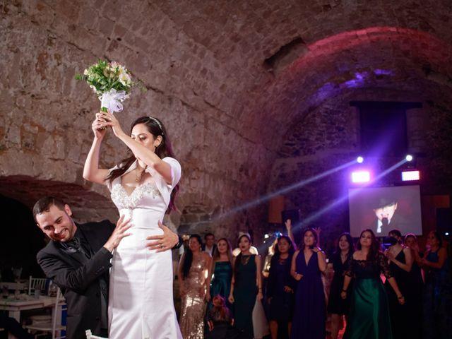 La boda de Oscar y Iris en Huasca de Ocampo, Hidalgo 139