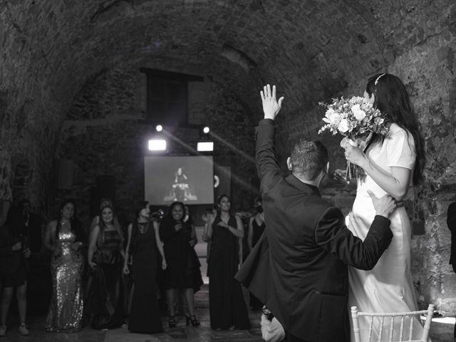 La boda de Oscar y Iris en Huasca de Ocampo, Hidalgo 140