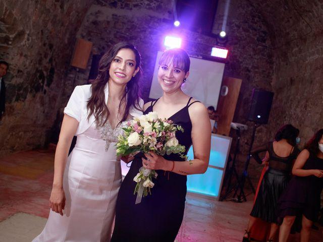 La boda de Oscar y Iris en Huasca de Ocampo, Hidalgo 142