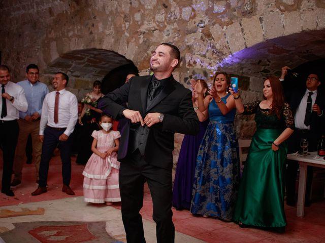La boda de Oscar y Iris en Huasca de Ocampo, Hidalgo 143