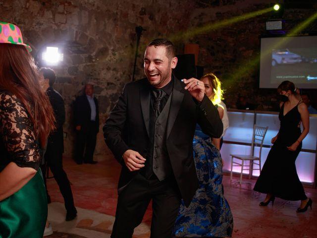 La boda de Oscar y Iris en Huasca de Ocampo, Hidalgo 155