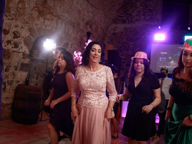 La boda de Oscar y Iris en Huasca de Ocampo, Hidalgo 156
