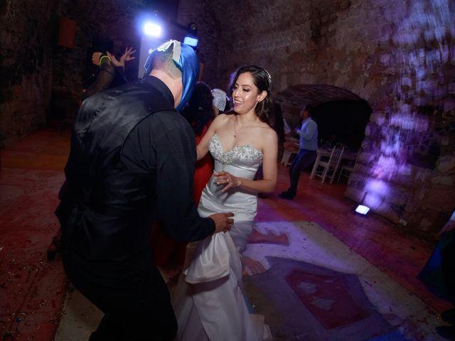 La boda de Oscar y Iris en Huasca de Ocampo, Hidalgo 162