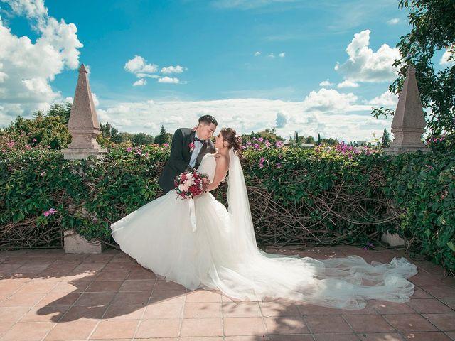 La boda de Daniela y Erick