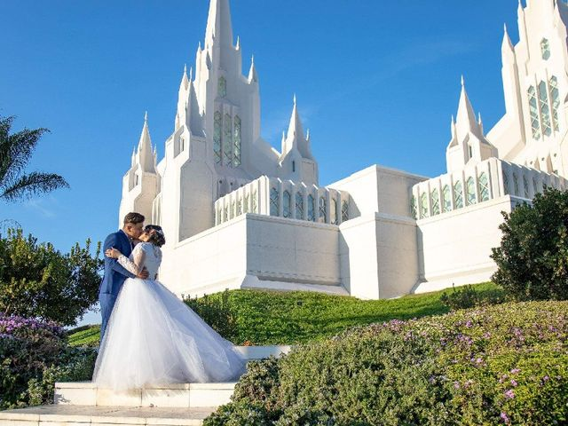 La boda de Zaid  y Jennifer en Tijuana, Baja California 2