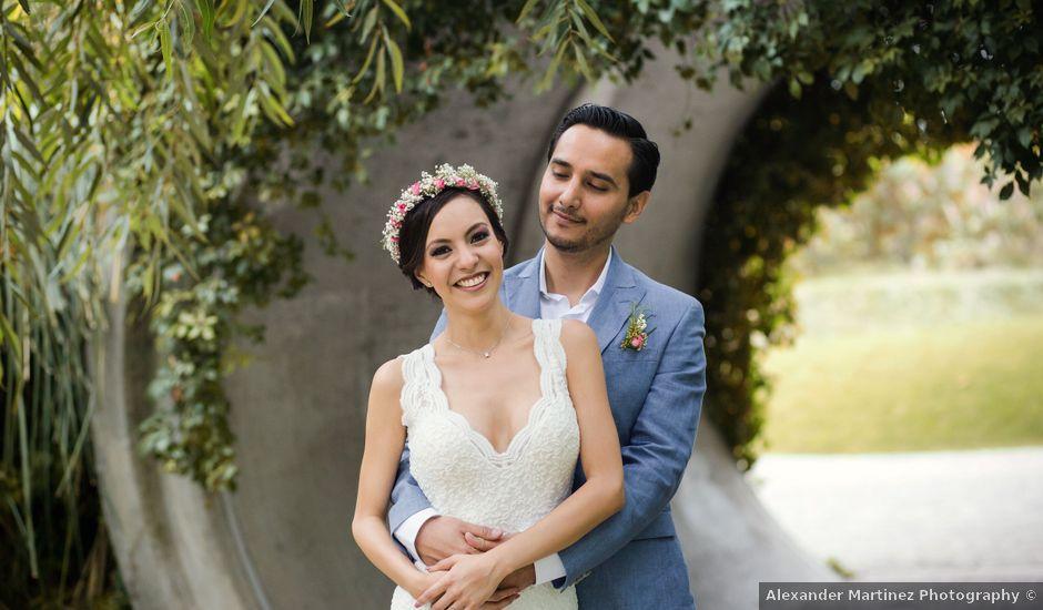 La boda de Francisco y Fabiola en Tlaquepaque, Jalisco