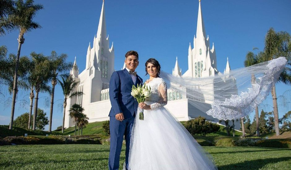 La boda de Zaid  y Jennifer en Tijuana, Baja California