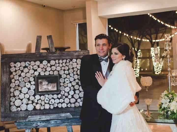 La boda de Nantli y Raúl
