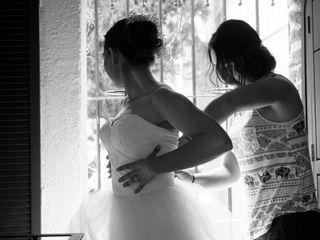 La boda de Nadia  y Emeric 1