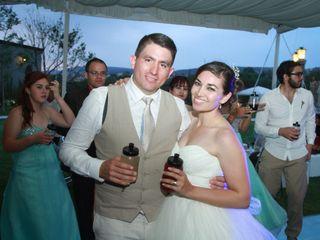 La boda de Nadia  y Emeric