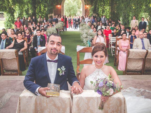 La boda de Mariana y Jaime