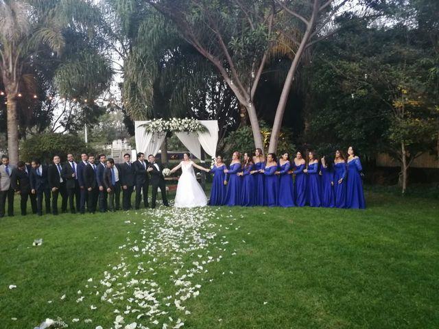 La boda de Alberto  y Abigail en Zapopan, Jalisco 4