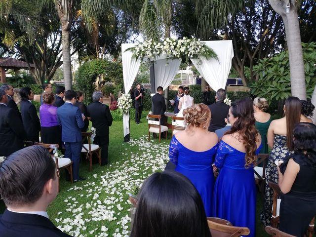 La boda de Alberto  y Abigail en Zapopan, Jalisco 5