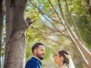 La boda de Karla y Mesach 1