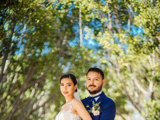 La boda de Karla y Mesach 2