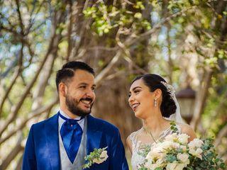 La boda de Karla y Mesach 3