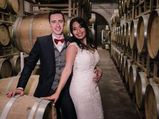 La boda de Fátima y Stepan