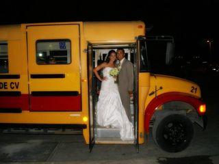 La boda de Karenina y Daniel