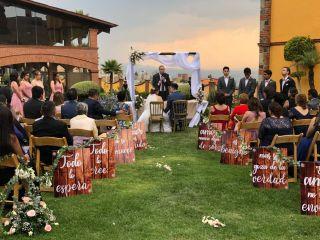 La boda de Wendy Jimena  y Diego Humberto  3