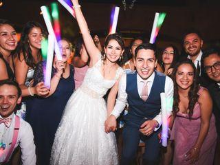 La boda de Wendy Jimena  y Diego Humberto