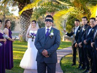 La boda de Alejandra y Óscar 1