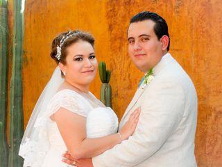 La boda de Rosa Isabel  y José Alfonso